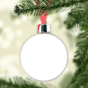 Christmas Tree Ball - Mockup