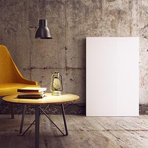 Canvas 20x30 - Mockup