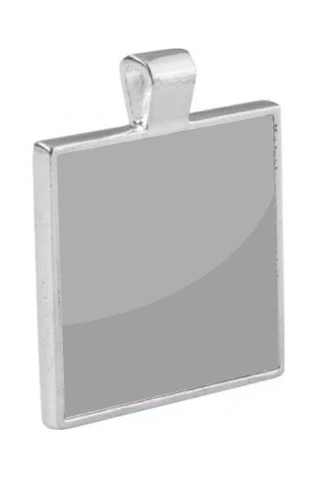 Square Pendant - Image