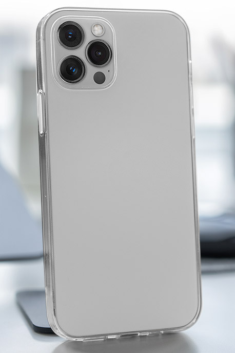 Cover Gomma iPhone 12 Pro Max - Image