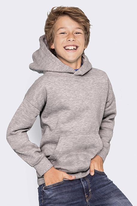 Children's Hooded Sweatshirt - Image