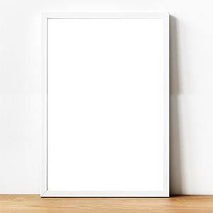 Poster con Cornice 30x45 - Mockup