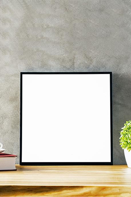 Poster con Cornice 40x40 - Image