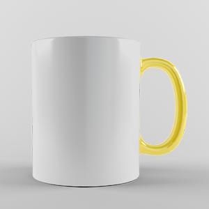 Mug Two Color - Mockup