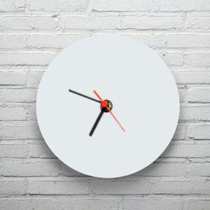 Orologio Vetro Tondo - Mockup