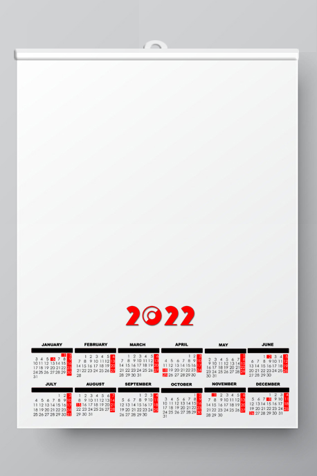 Poster Calendar - Image
