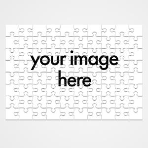 Puzzle 30x40 - Mockup