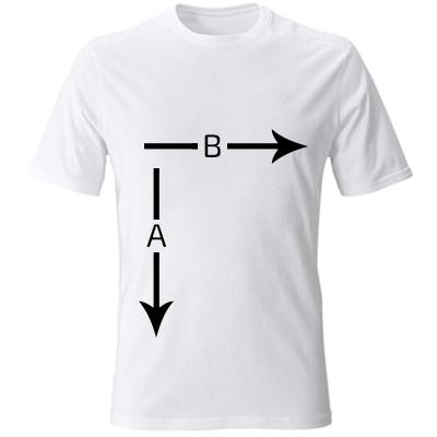 T-Shirt Men Size Guide