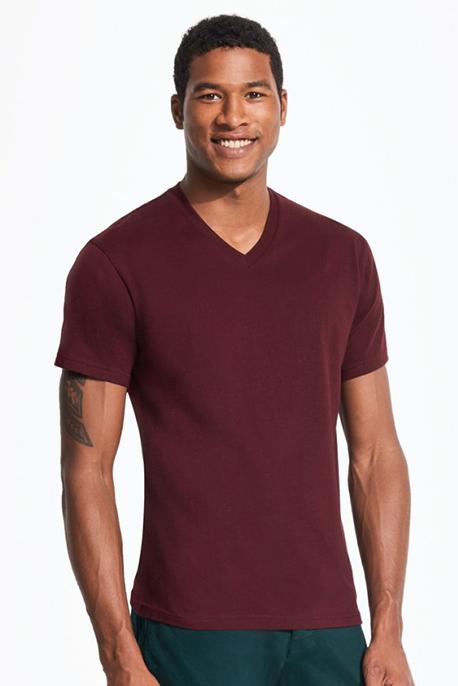 T-Shirt Scollo V - Image