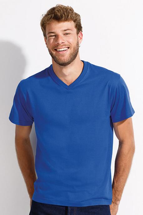 V-neck T-shirt - Image