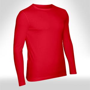 T-shirt Unisex Manica Lunga - Mockup