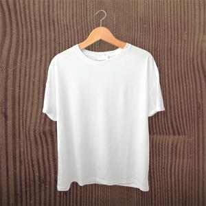 T-Shirt Unisex Organic - Mockup