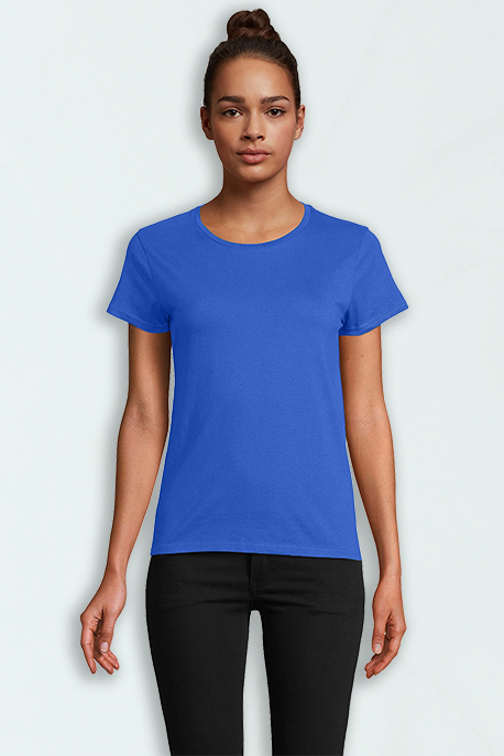 T-Shirt Woman Organic - Image