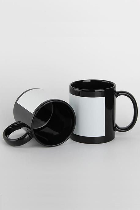 Black Mug - Image