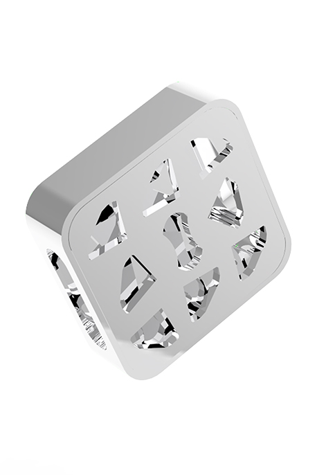 Xtile Silver Plated - Image